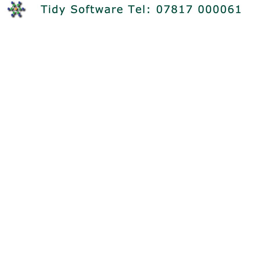 Tidy Software Logo